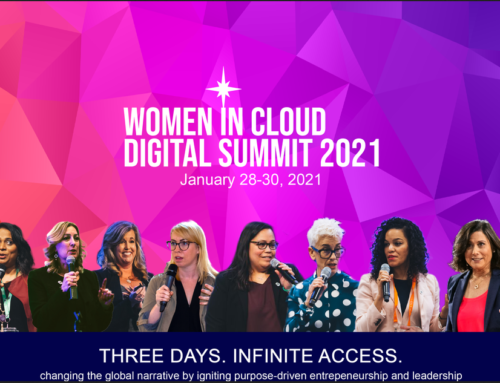 Join me at Women In Cloud Digital Summit – January 28 – 30